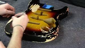 John Frusciante 62 Strat Replica By MCG