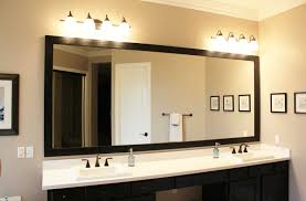 Hanging Bathroom Mirror Complete Example Design Finished Custom ... Master Enchanting Pictures Ideas Bath Design Bathroom Designs Small Finished Bathrooms Bungalow Insanity 25 Incredibly Stylish Black And White Bathroom Ideas To Inspire Unique Seashell Archauteonluscom How Make Your New Easy Clean By 5 Tips Ats Basement Homemade Shelf Behind Toilet Hide Plan Redo Renovation Tub The Reveal Our Is Eo Fniture Compact With And Shower Toilet Finished December 2014 Fitters Bristol