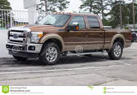 2015 Ford Super Duty Truck Stock Photo. Image Of Modern - 55678178