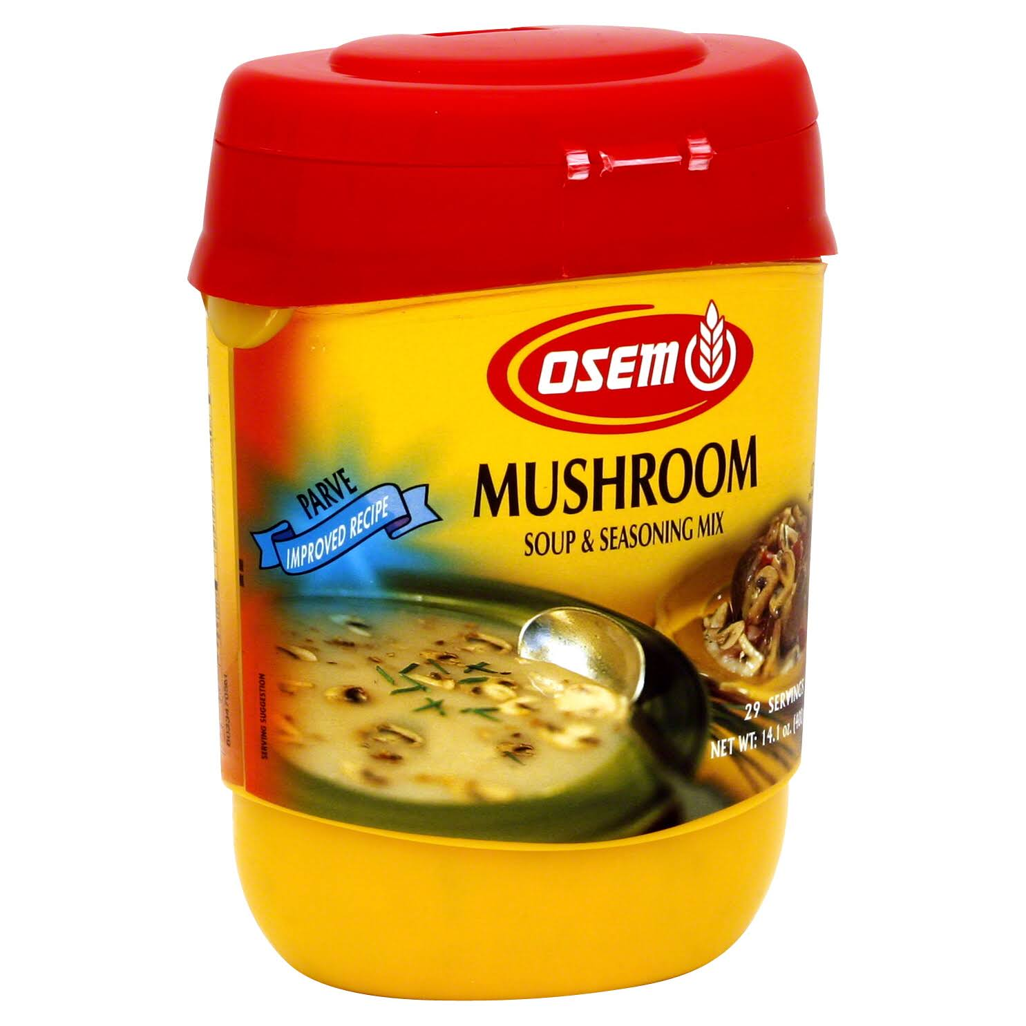 Osem Mushroom Soup & Seasoning Mix - 400g