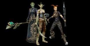 dungeon siege 2 mods dungeon siege heaven dungeon siege ii characters