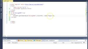 Javascript Math Ceil 0 by Using Simple Math With Javascript Youtube