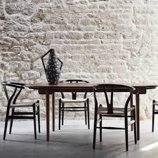 CH24 Wishbone Chair Lacquer | Hans J. Wegner | Carl Hansen ...
