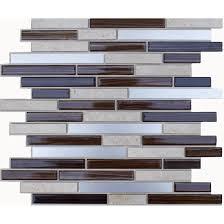 Menards Mosaic Glass Tile by Interior U0026 Decor Fabulous Peel And Stick Tile For Best Tile