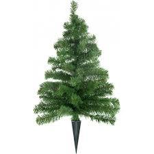 25 Christmas Tree On Plastic Stake