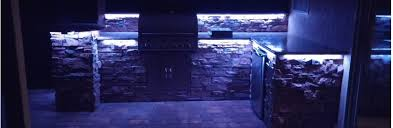 outdoor kitchen and bar leds inspired led