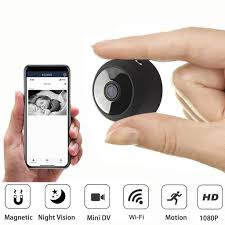 1080p hd mini kamera wifi wlan kamera ip kamera wireless kamera überwachungskamera spion kamera