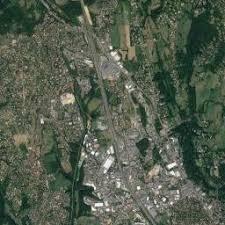 mairie didier au mont d or photo satellite et aérienne didier au mont d or la mairie