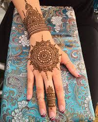 New indian mehndi design images