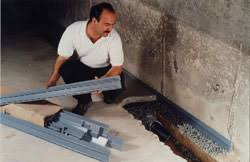 remedial drainage options interior drainage systems can