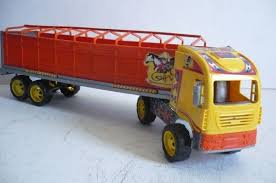 Mexican Truck And Cattle Farms Plastic Toy Car Made In Mexico On ...