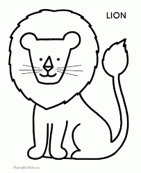 Wonderful Coloring Free Toddler Pages In Color Preschool And Sheets For
