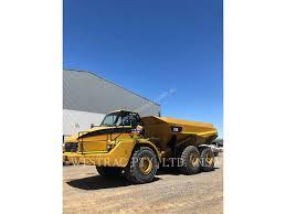 100 Articulated Trucks Used 2004 Caterpillar 740 Dump Truck In CASULA NSW