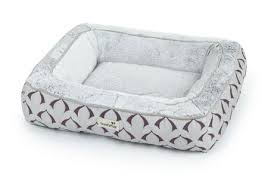 Trusty Pup Dog Bed by Trustypup Memory Beauty Dot Print Pet Bed Walmart Canada