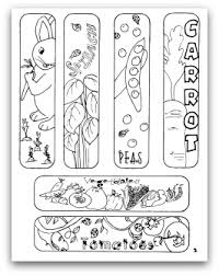 Free Coloring Activity Bookmarks For Kids Printable