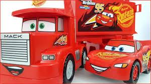 Disney Cars Color Changers 92447 Disney Cars Tomica Truck Hauler ...