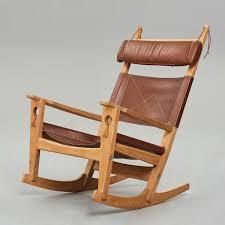 HANS J WEGNER, A Rocking Chair, Model