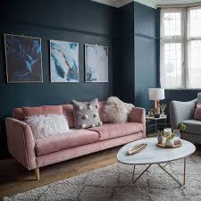 image result for pink blue walls wohnzimmerfarbe