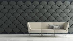 acoustic panels cheap decorative soundproofing wall tiles home