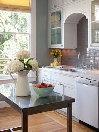 gray subway tile backsplash 1000 images about kitchen on