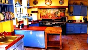 Mexican Style Kitchen Medium Size Of French Country Decor Patio Ideas Colours Decorating Wall