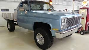 1985 Chevrolet Silverado K10 4X4 Stock # 324855 For Sale Near ...
