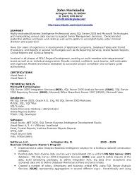 Oracle Dba Resume Sample Resumes Samples Database Administrator Example Fresher Examples
