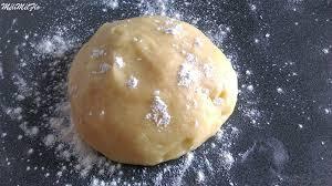 pâte sucrée à l huile de noix de coco mélimélflo