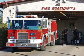 100 Fire Trucks Unlimited Tucson Extinguishes Kitchen Fire In The Fire Station Local