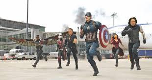 Captain America Civil War dominates Star Cineplex