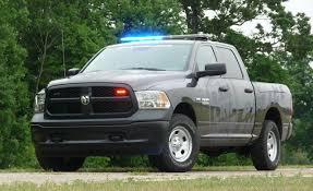 100 Dodge Ram Truck 1500 SSV Police Pickup Full Test 8211 Review 8211
