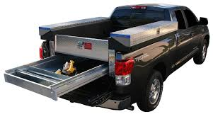 Tool Storage: Tool Storage For Pickup Trucks