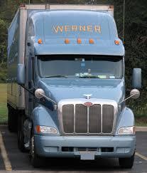 100 Warner Truck Center Werner Ing Schools CDL Training