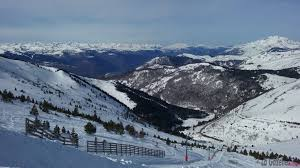 les monts d olmes stations de ski guzet ascou et les monts d olmes de retour
