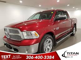100 Knight Truck PreOwned 2015 Ram 1500 Laramie 4x4 Ramboxes Leather NAV In