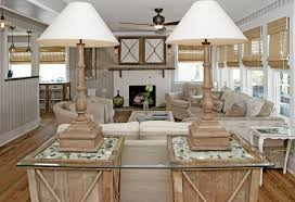 Elegant Renovated Beach House With Rustic Coastal Interiors Home Bunch Living Room Designs