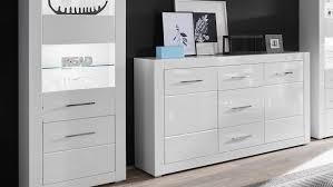 wohnkombi 45 bianco wohnwand anbauwand wohnzimmer set weiß