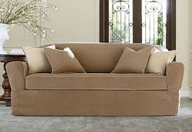 Sure Fit Sofa Slipcovers by Marvelous Sofa Slipcovers Sure Fit Home Decor On Slip Covers For