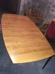 tisch und stühle auch separat massiv erle möbel inhofer