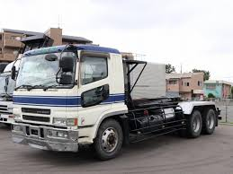 TRUCK-BANK.com - Japanese Used 122 Truck - MITSUBISHI FUSO SUPER ...