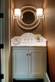 Half Bathroom Ideas Gray by 224 Best Powder Rooms Images On Pinterest Bathroom Ideas Room