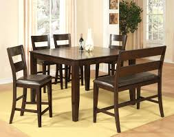 dark wood round dining table sets solid and chairs rattan uk with
