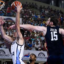 Basketball WMQualifikation USA Unterliegt Argentinien Slowenien
