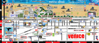 Venice Map Of Things To See And Do