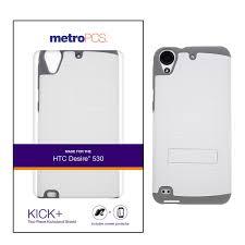 MetroPCS HTC Desire 530 KICK TwoPiece Kickstand Shield With Screen
