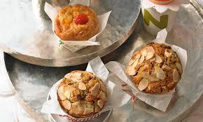 süße und herzhafte buttermilch muffins