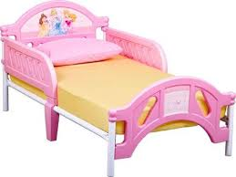 How can I re purposed a plastic toddler bed