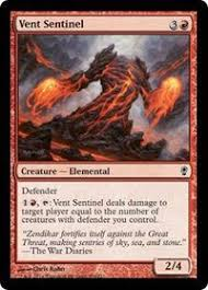 death by wall mono red defenders modern mtg deck