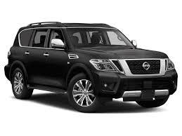 New 2019 Nissan Armada Platinum Sport Utility In Sunnyvale #N13579 ...