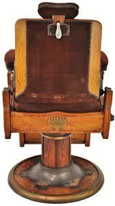 Koken Barber Chair Antique by Antique Koken Barber Chair Talcum Brush Model Talc Art Nouveau